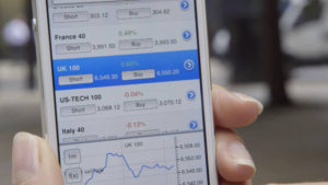 webtrader mobile